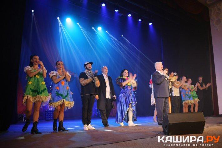 Владимир Винокур Сольный концерт в г. Кашира.