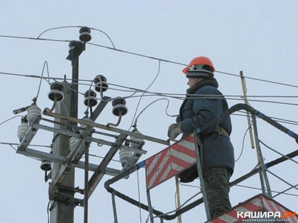 МОЭСК реконструирует высоковольтную линию