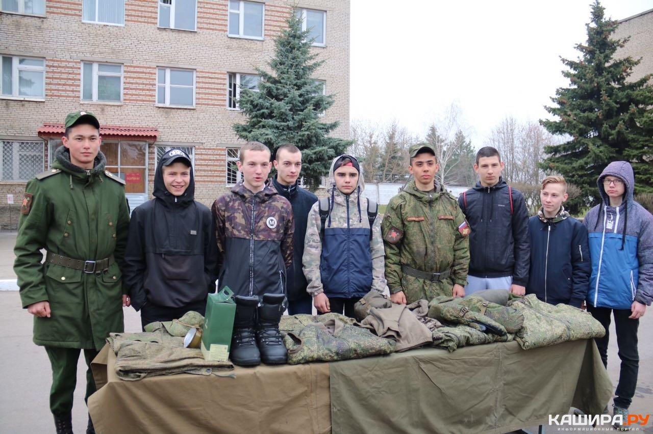 Воинская часть алексеевка