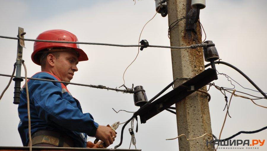 Плановые отключения электричества пройдут 19 апреля в д. Срезнево, п.Богатищево и д.Андреевское