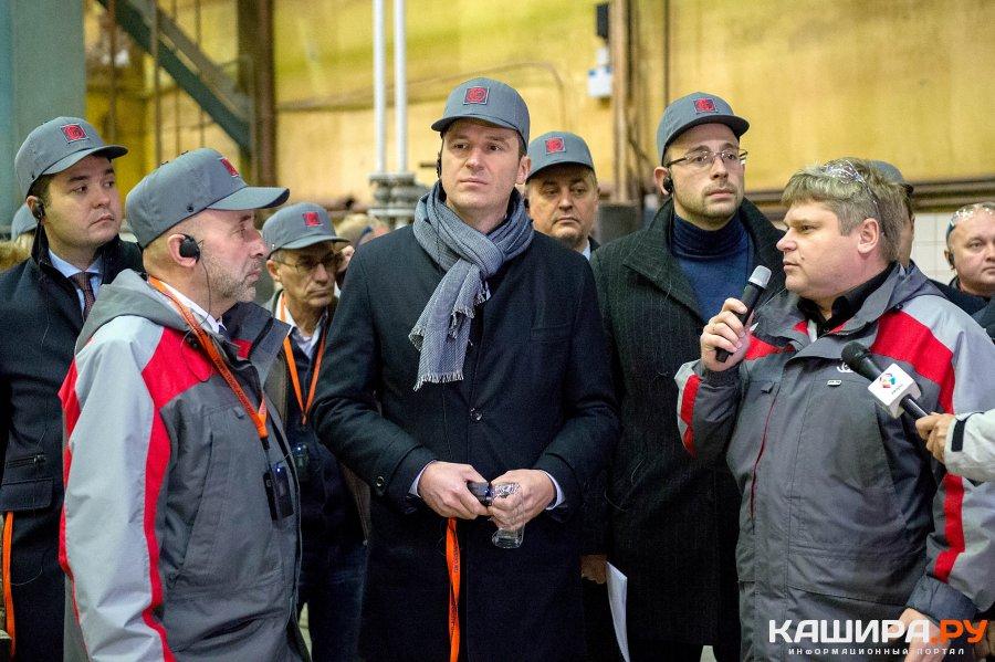 Зампред Буцаев посетит предприятия в Кашире и встретится с предпринимателями