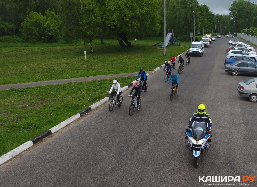 Велопарад по окрестностям округа