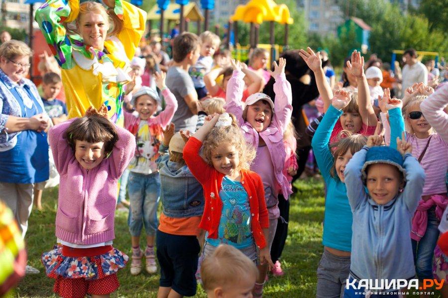 Культурные и спортивные мероприятия в рамках празднования Дня защиты детей пройдут в округе