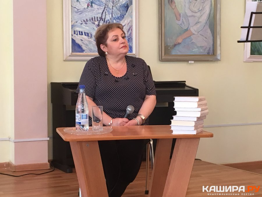 Долгожданная встреча с писательницей Марией Метлицкой состоялась в центральной библиотеке