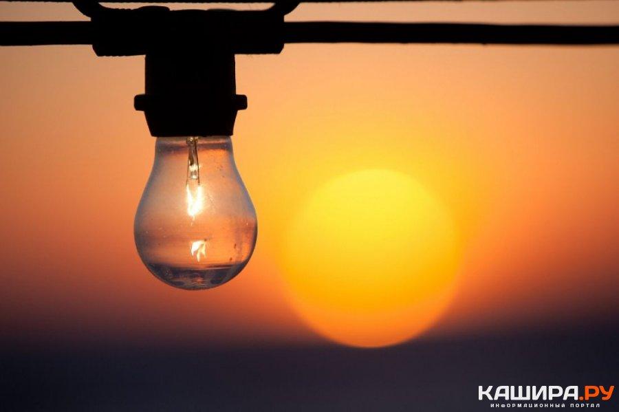 Временные отключения подачи электроэнергии произведут 16 июня в нескольких населенных пунктах