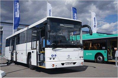 Каширские автобусы ждет обновление
