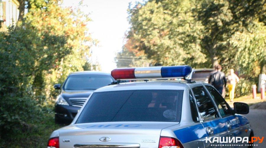 Скутер столкнулся с «KIA» в Ожерелье: двое пострадавших