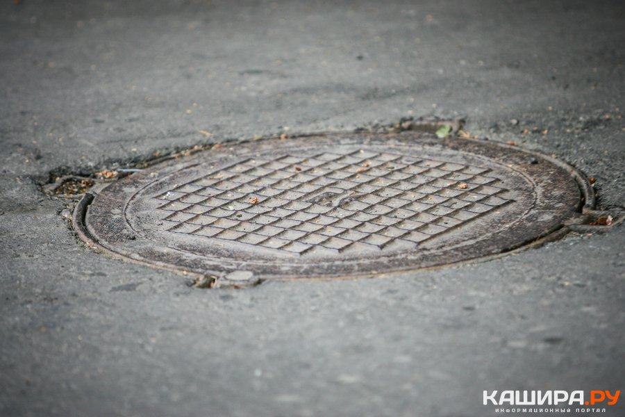 В городском округе массово крадут канализационные люки