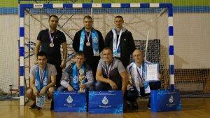 Команда Вневедомственной охраны войск Росгвардии стала бронзовым призером в турнире по мини-футболу