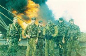 Участники боевых действий