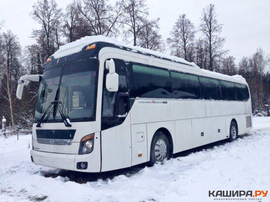 Минтранс рассмотрит введение автобуса Ожерелье - Москва