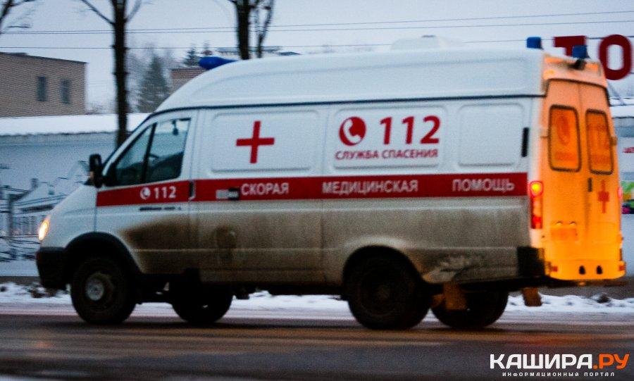 Воспитательница получила ножевые ранения в Кашире-3
