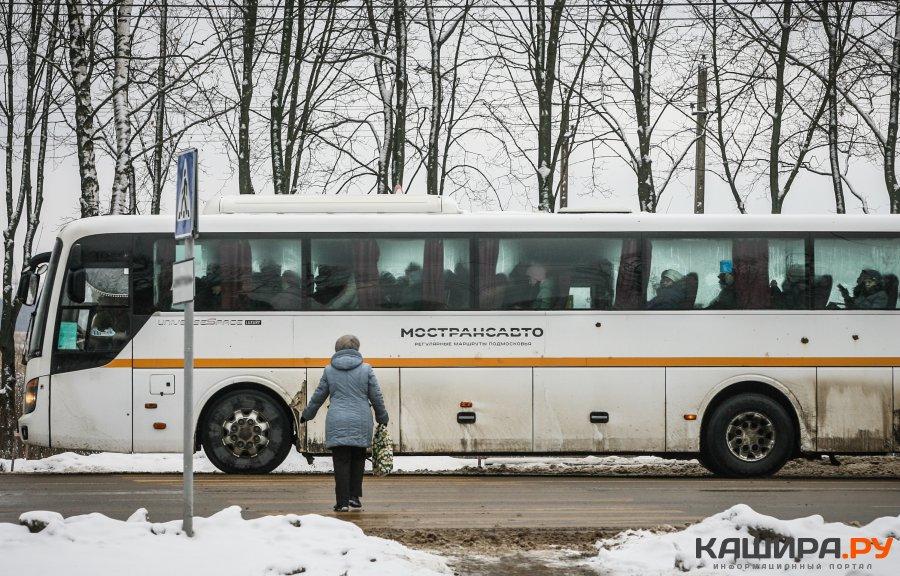 Более 17 млн. потратят на автобусные перевозки в Кашире